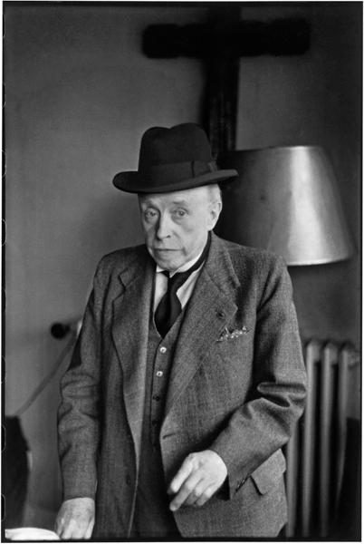 Georges Rouault, 1944 © Henri Cartier Bresson, Magnum Photos