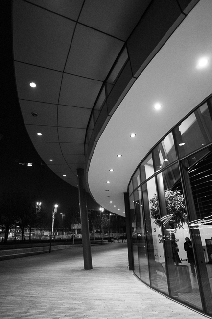 The Fujinon 14mm is great for Architecture - just keep it level